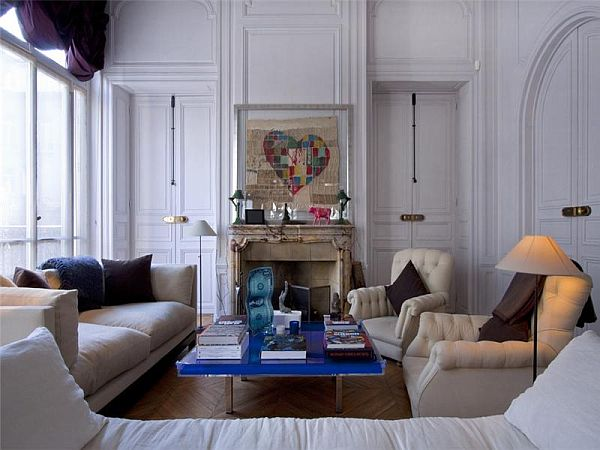 A Paris Un Appartement Avec Jardin Planete Deco A Homes World
