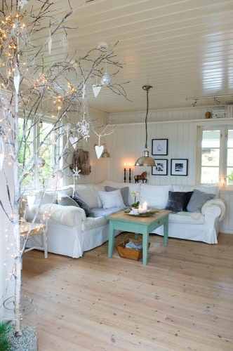 Decoration Avec Branches De Bouleau - Decorating Ideas