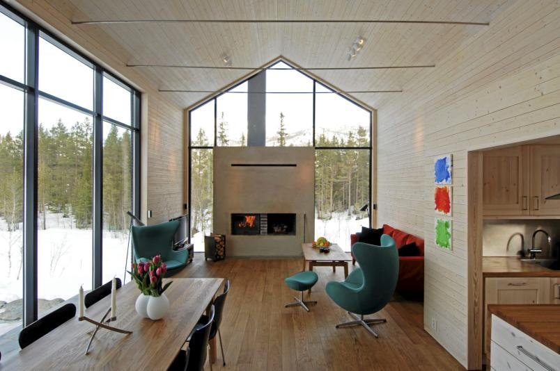 Une chalet design en montagne - PLANETE DECO a homes world