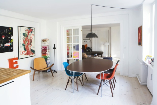 Un Intérieur Design Et Cool - Planete Deco A Homes World