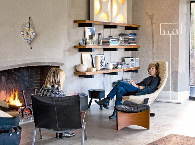 Un loft dans la campagne belge planete deco a homes world for Interieur belgium