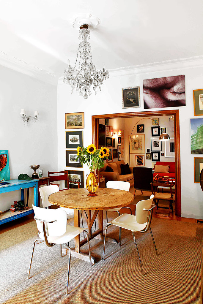 Un appartement vintage athenes planete deco a homes world - Deco appartement new york ...