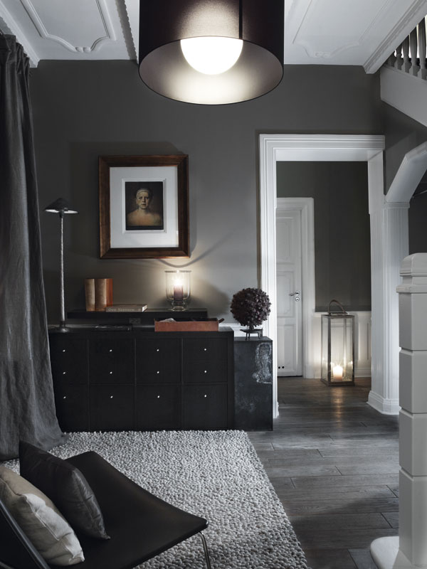 D clinaison de gris et beige en norv ge planete deco a homes world for Deco chambre beige et gris