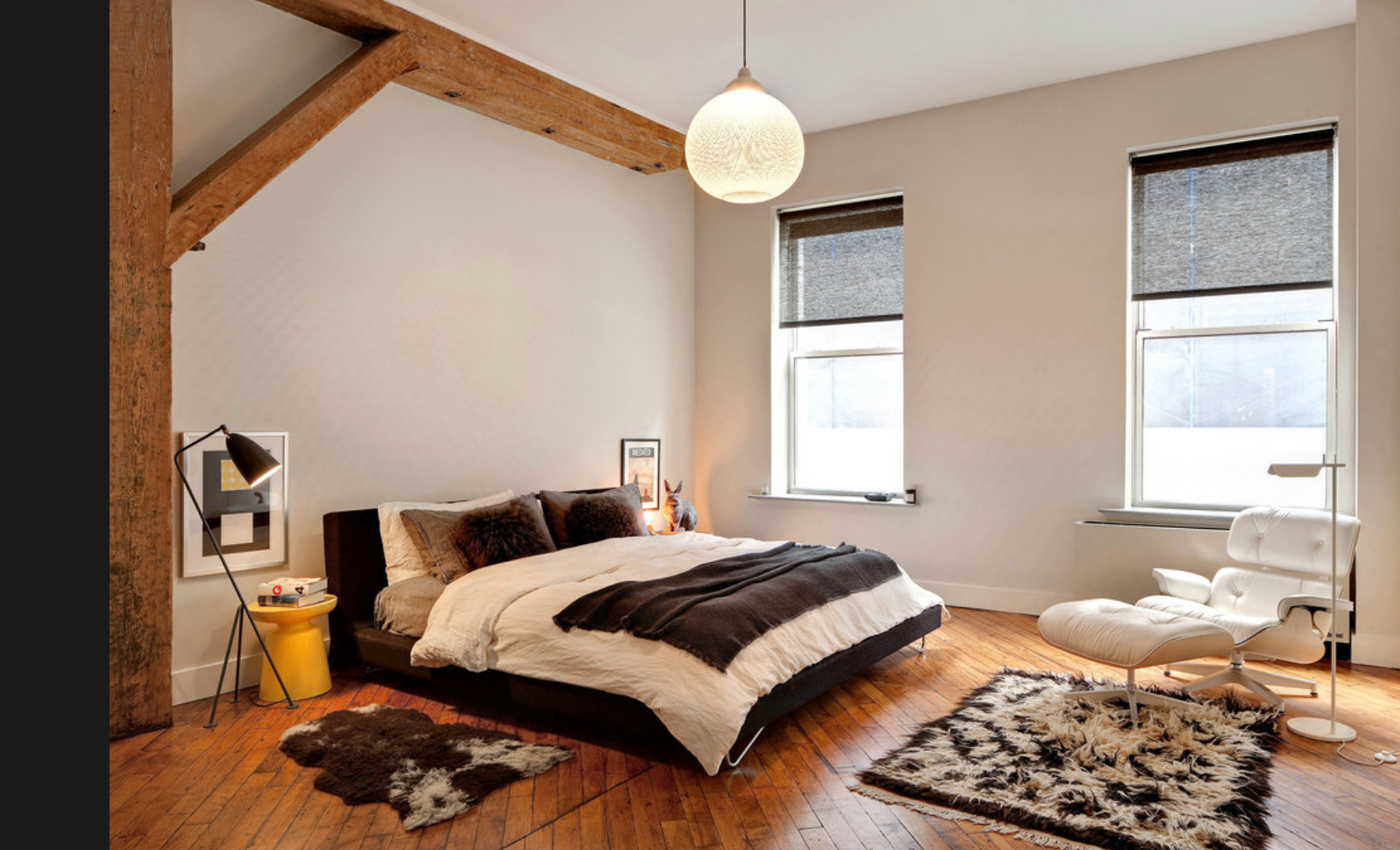Un loft minimaliste new york planete deco a homes world - Commentaar meubler un loft ...
