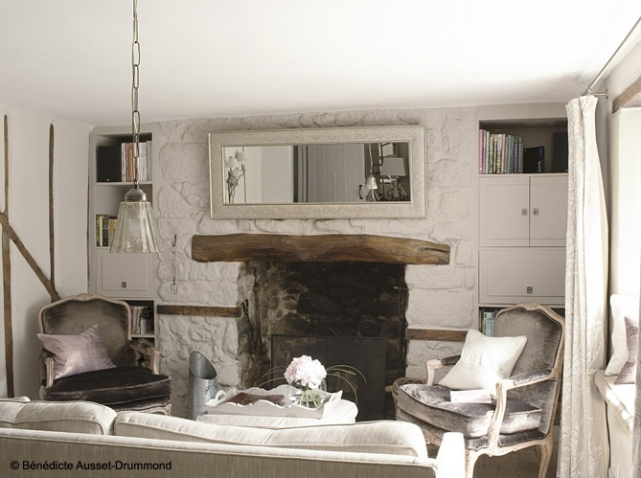 Un cottage dans le devon planete deco a homes world for Cottage anglais deco