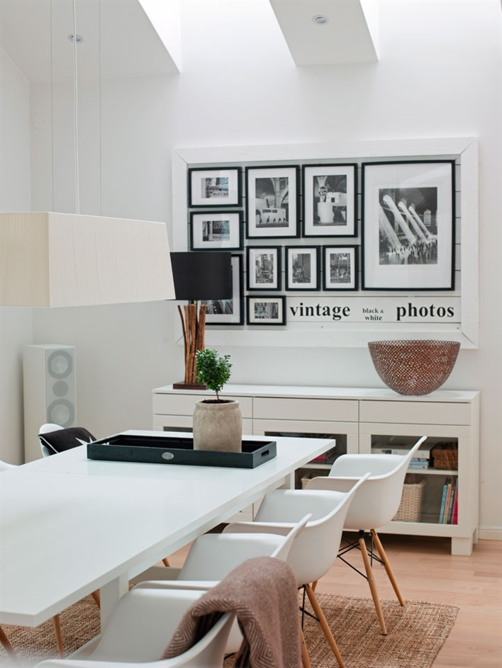 Nouvelle angleterre en su de planete deco a homes world - Decoracion de salon comedor moderno ...