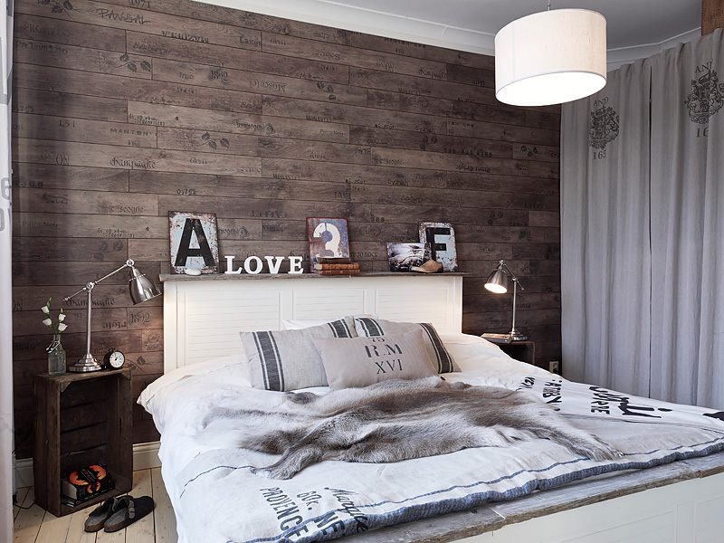 Question de style la d coration scandinave planete - Chambre style scandinave ...