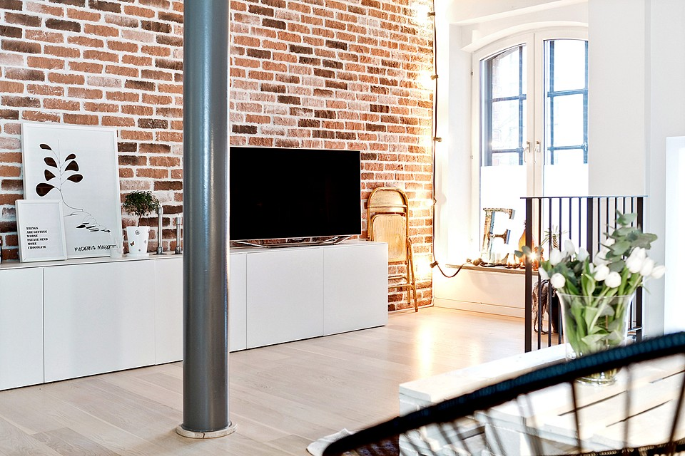 Appartement style loft new yorkais images - Appartement style new yorkais ...