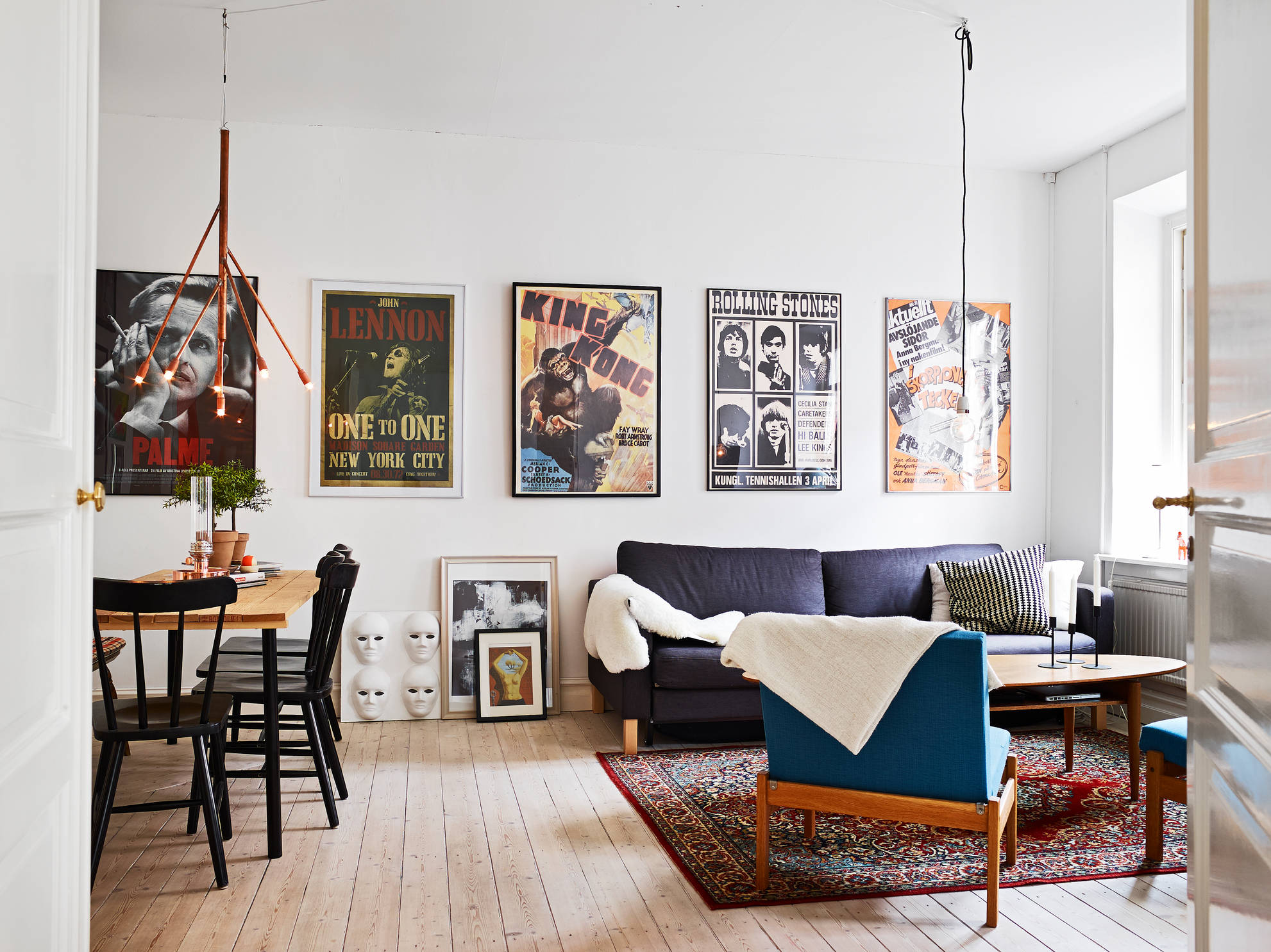 On affiche ses passions planete deco a homes world for Interieur bloggers