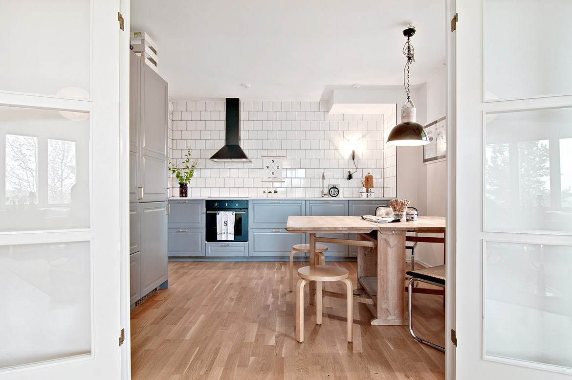 J 39 ai le blues dans la cuisine planete deco a homes world - Deco giet keuken ...