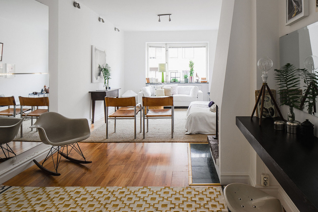 Comment am nager un petit appartement en longueur for Amenagement salon en longueur
