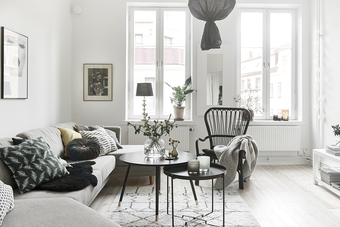 Art de vivre la scandinave planete deco a homes world for Decoration maison en blanc