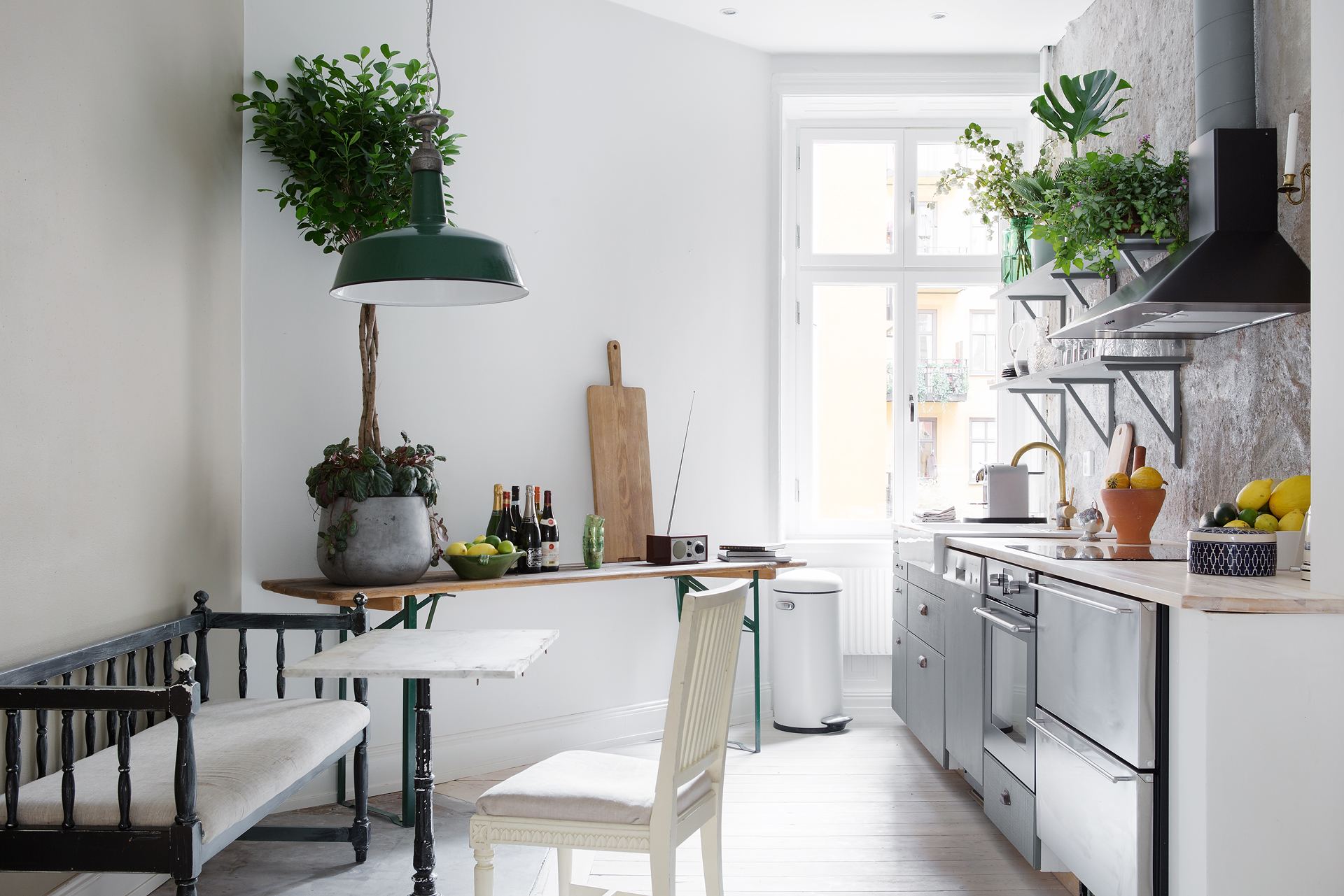La cuisine donne le ton   planete deco a homes world