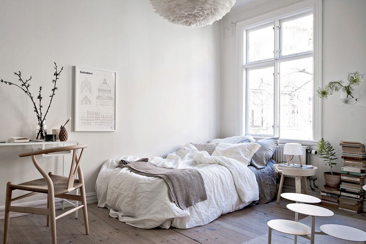 Un premier appartement de r ve planete deco a homes world - Deco chambre tendance ...