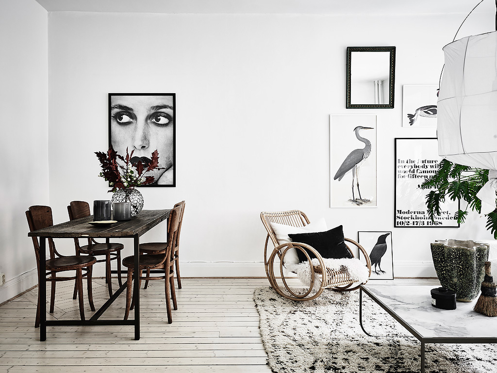 Style ethnique chic la scandinave planete deco a homes for Decoration ethnique chic