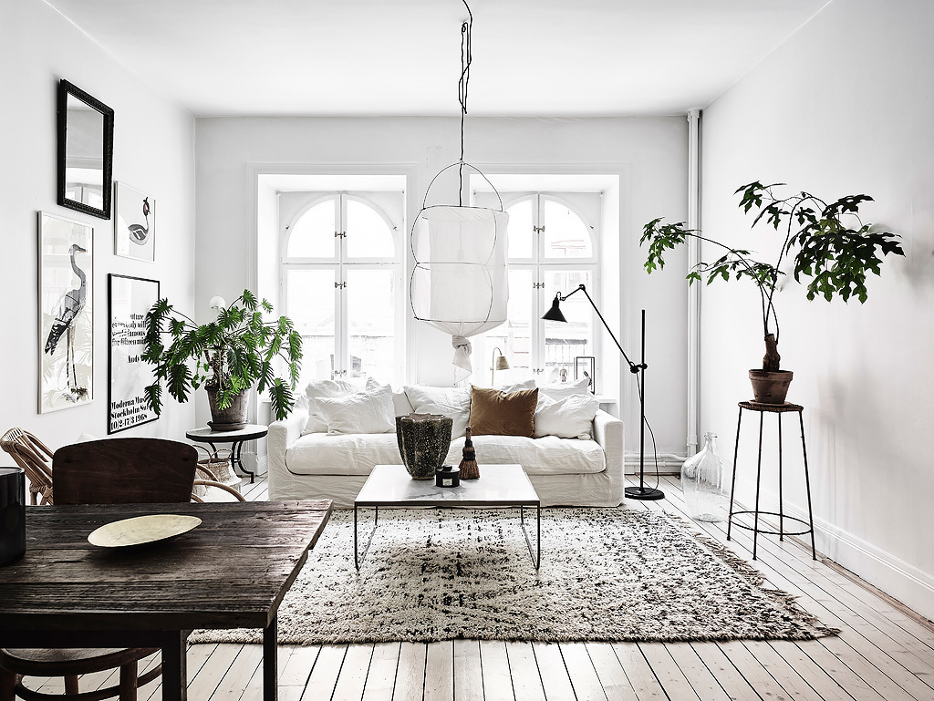 Style ethnique chic la scandinave planete deco a homes for Deco sejour ethnique chic