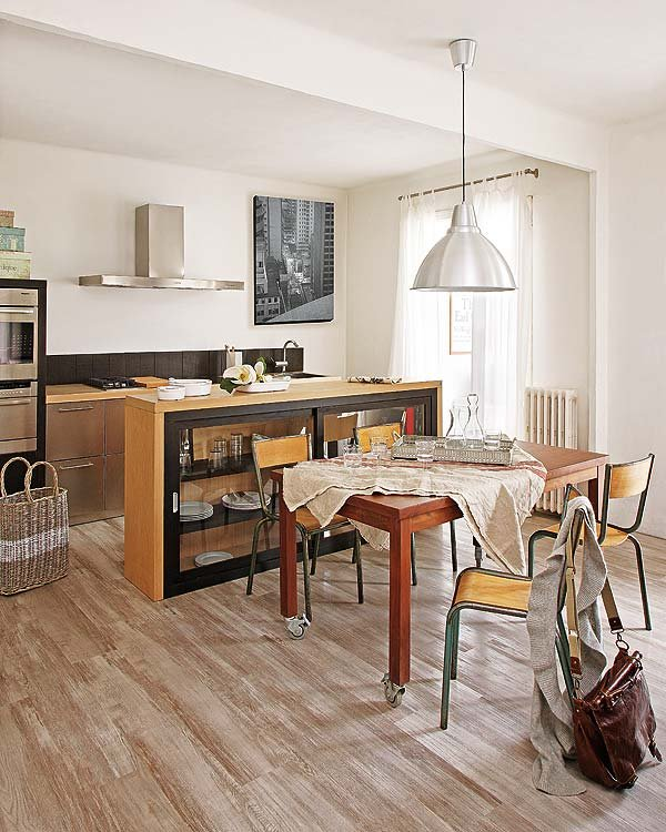 Travailler et habiter barcelone planete deco a homes world - Tirar paredes en un piso ...