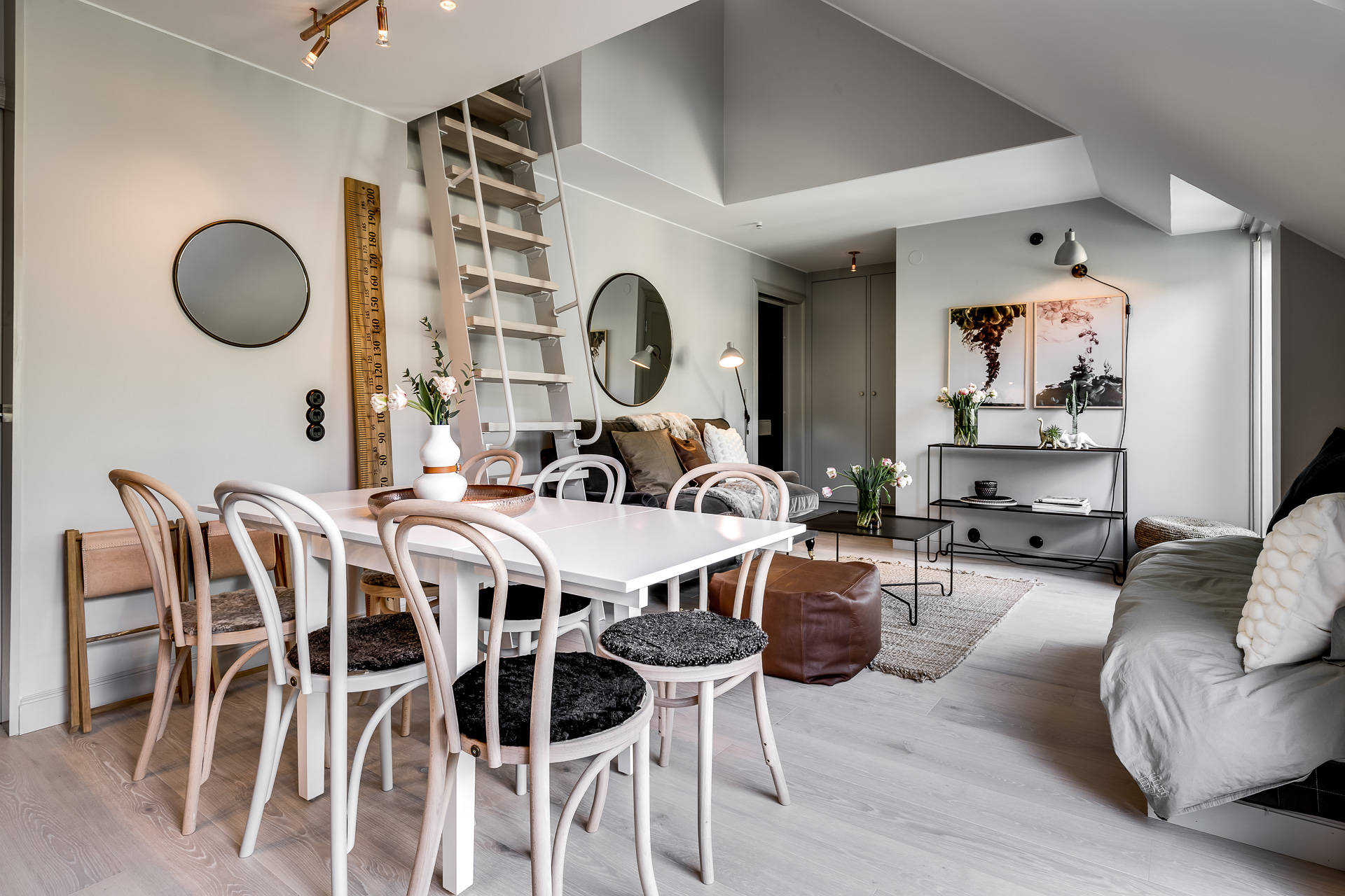 Un projet trois appartements planete deco a homes world for Deco appartement