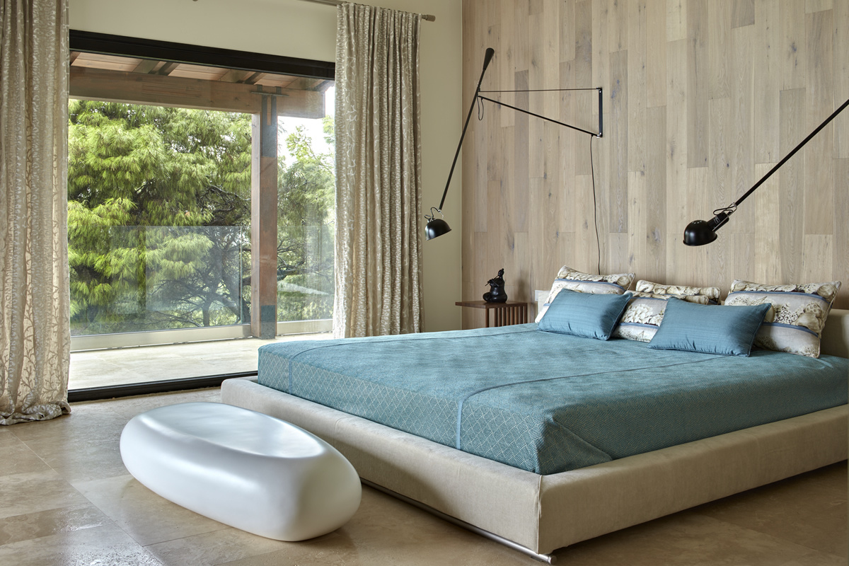 Un paradis grec planete deco a homes world - Parquet paredes ...
