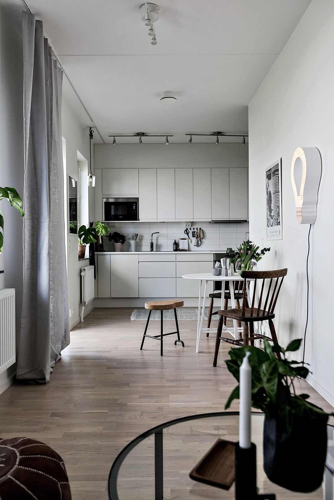Un appartement au look industriel et vintage bordeaux for Deco appartement