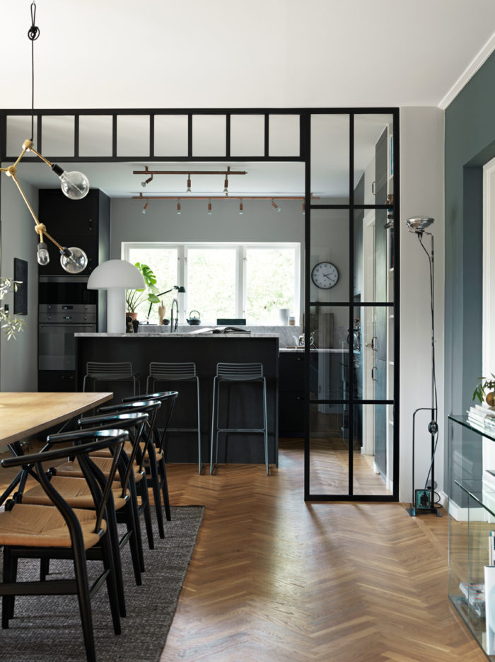 Beau His Wife Ebba, Gave Him Carte Blanche For The Decoration, And Itu0027s Among 50  Shades Of Gray That He Chose To Live. Photo: Ragnar Ómarsson