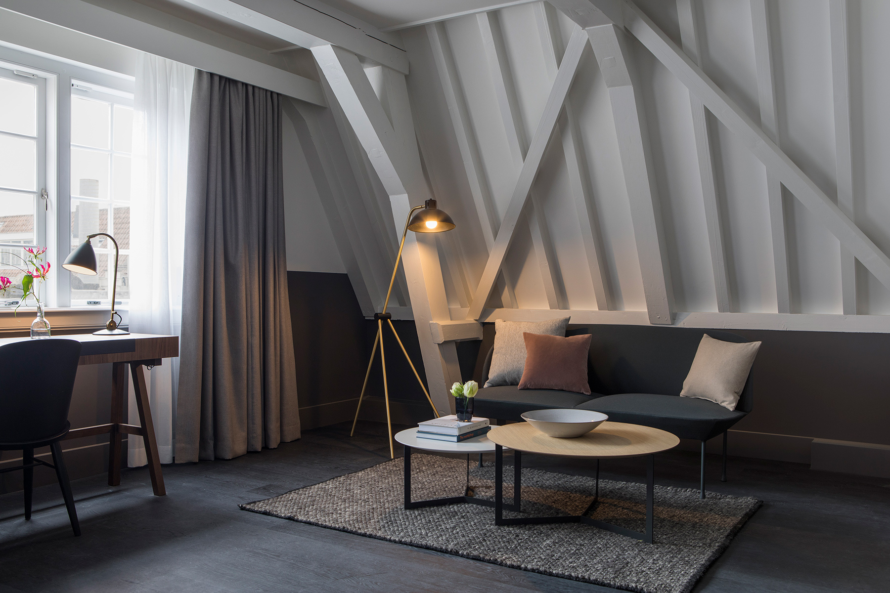 Une inspiration de tradition flamande amsterdam for Architecture flamande
