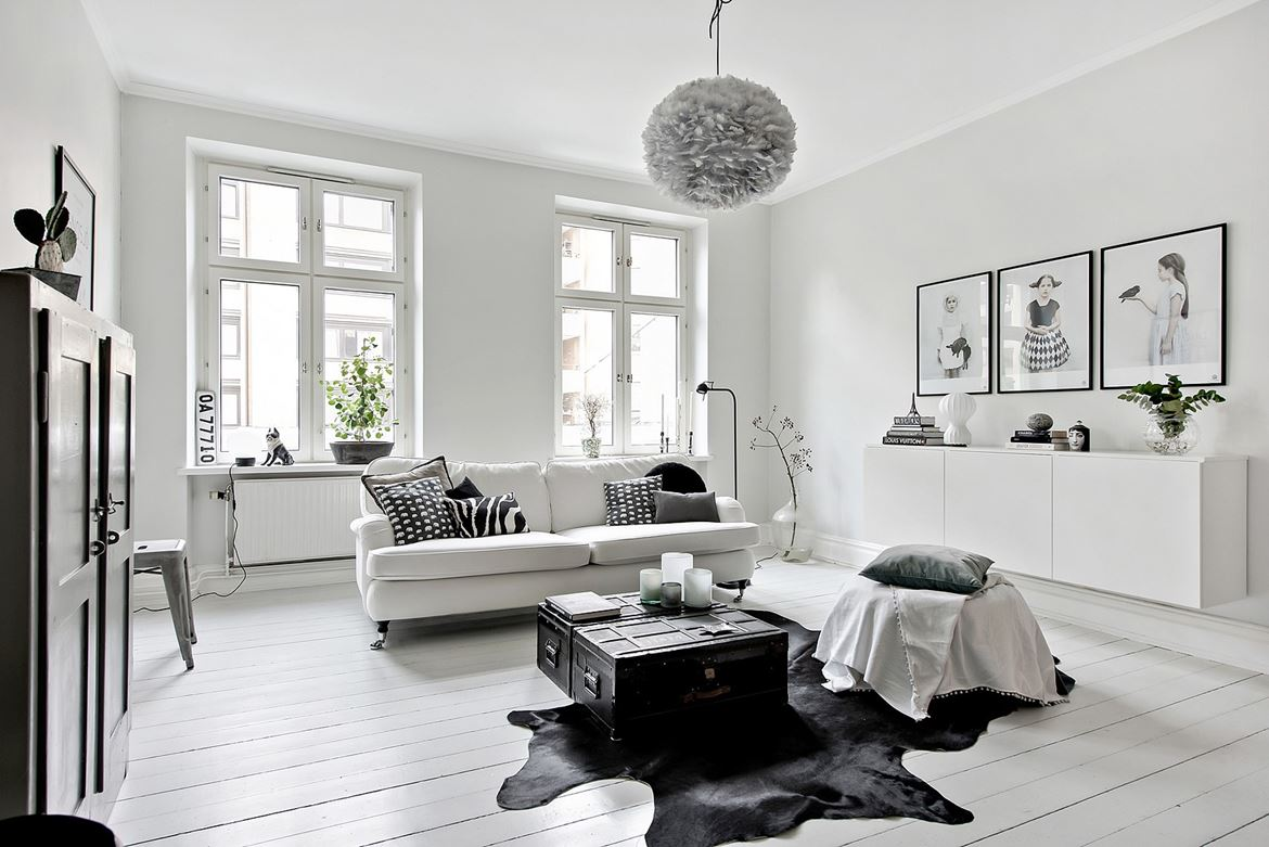 Un Appartement Tr S Lagom Planete Deco A Homes World
