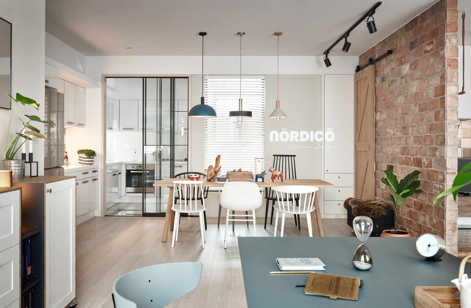 Un appartement familial pour une vie simple - PLANETE DECO a homes world