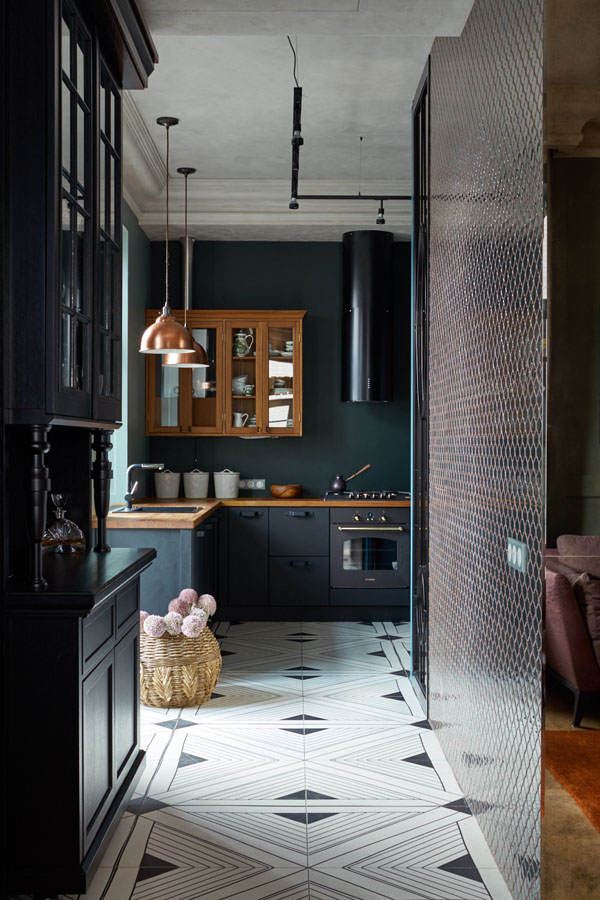 Appartement moscou archives planete deco a homes world - Appartement avec vue clifton aa interiors ...