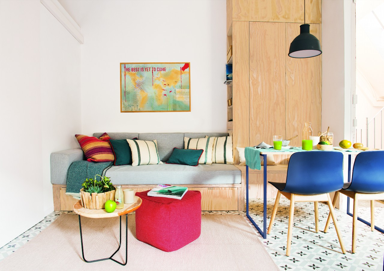 Optimiser un petit appartement - PLANETE DECO a homes world