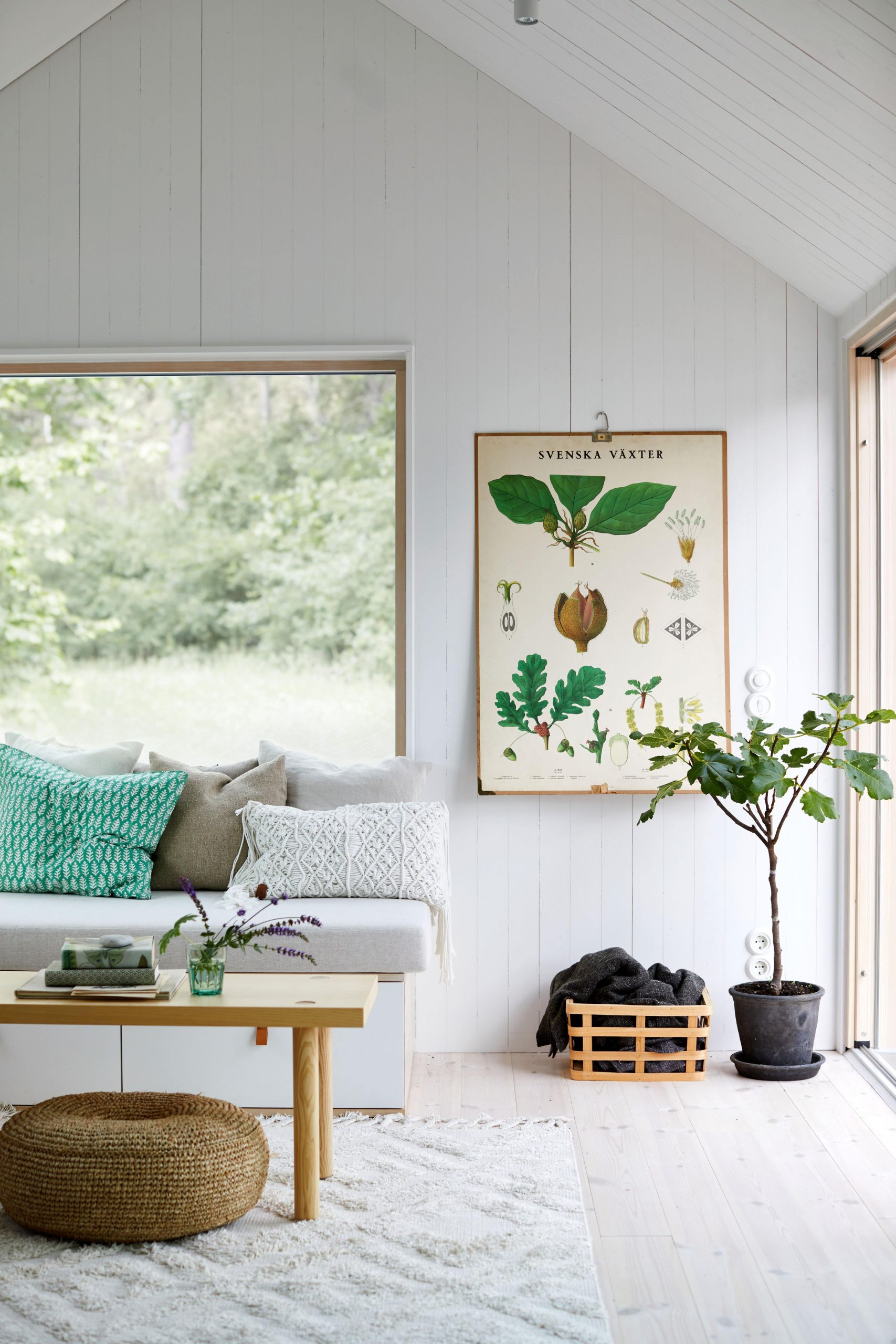 Exceptionnel It Will Inspire You To Stay At Home, If You Want To Create A Fresh And Very  Bucolic Decoration. Photo: Martin Cederblad