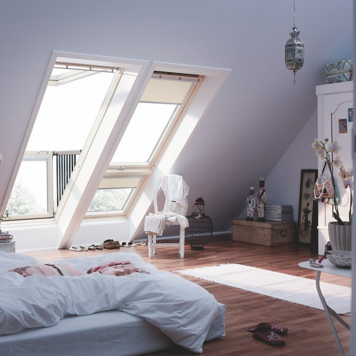 La Fenetre De Balcon Type Velux En 5 Questions Planete Deco A Homes World